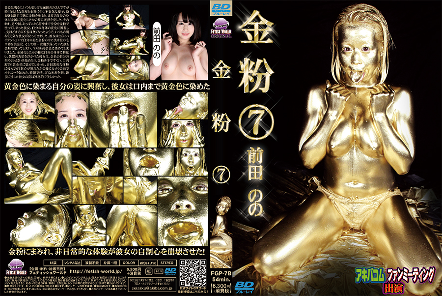 【HD】金粉7 パッケージ画像