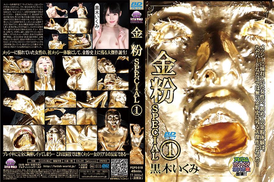 【HD】金粉SPECIAL 1 パッケージ画像