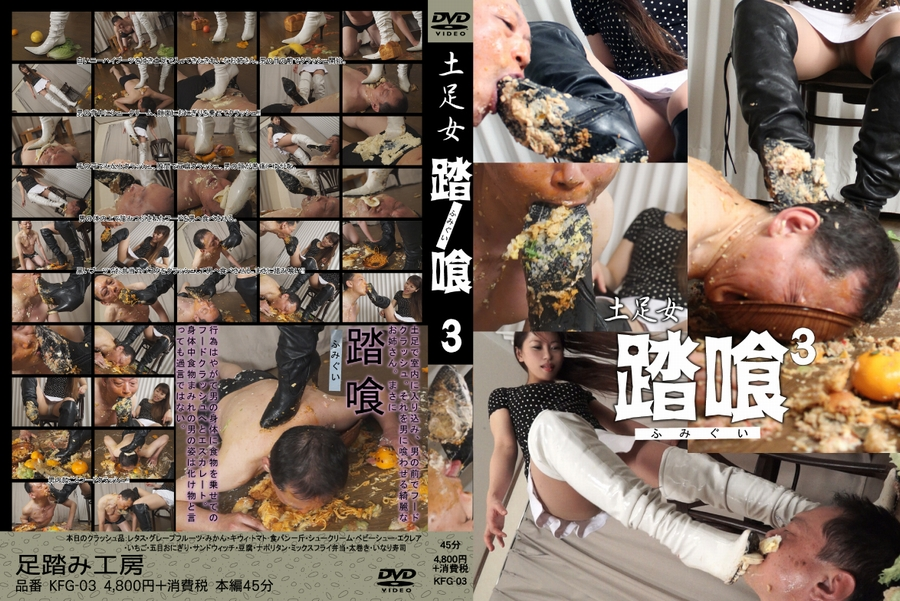 【新特別価格】踏喰3 パッケージ画像