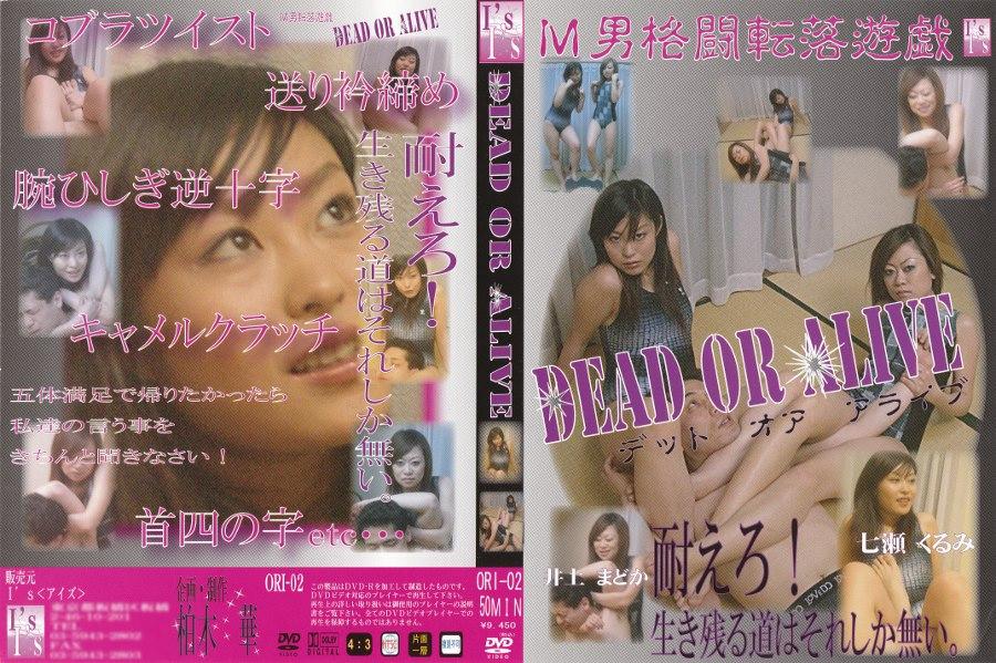 DEAD OR ALIVE M男格闘転落遊戯 ORI-02