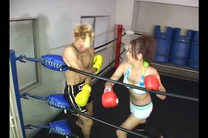 ミックスボクシング 矢口海