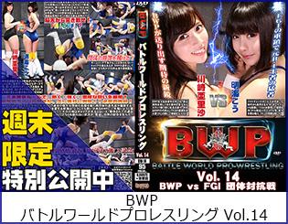 BWP バトルワールドプロレスリング Vol.14
